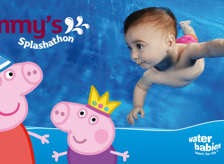 Poppy and friends help raise £930,111 for Tommy's charity!