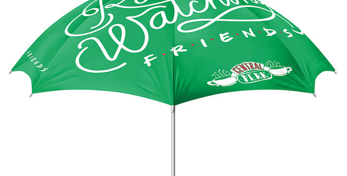 Friends Central Perk Umbrella