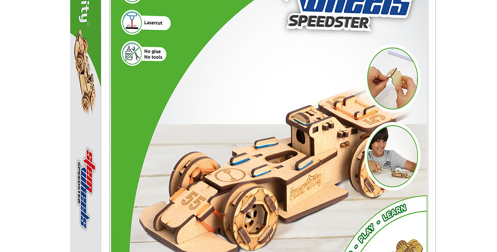 Stem Wheels - Speedster