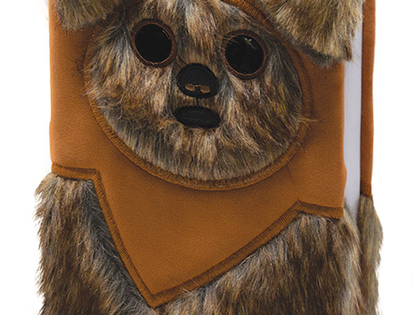 Star Wars (Ewok) Furry Premium A5 Notebook