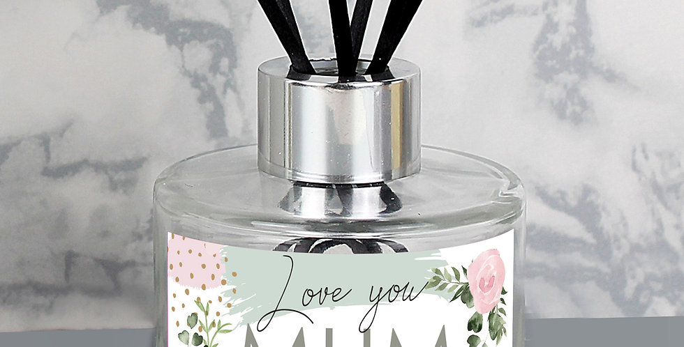 Abstract Rose Reed Diffuser