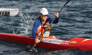 Old Girl takes 1st in Surfski Challenge