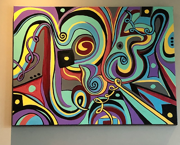 The City of New Orleans (SOLD)