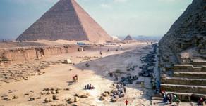 Las piràmides de Egipto