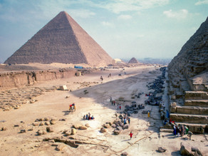What were the pyramids built for, really?