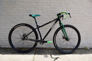 """*Sold* Surly Karate Monkey (early 2000s) - 17"""""""