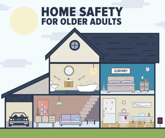 16 Home Safety Tips for Independent Seniors