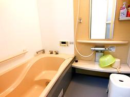 家族控室(浴室)
