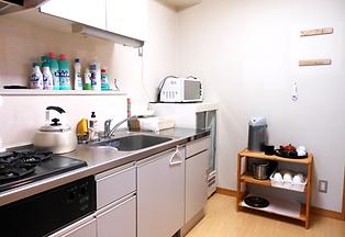 家族控室(キッチン)
