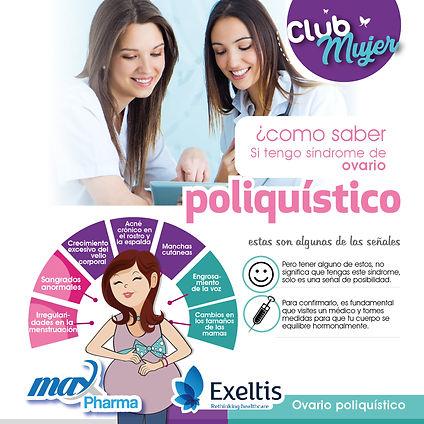 CONTENIDO REDES CLUB MUJER maxpharma - e