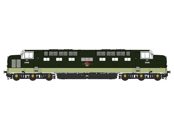 Accurascale Class 55 Deltic D9008 The Green Howards