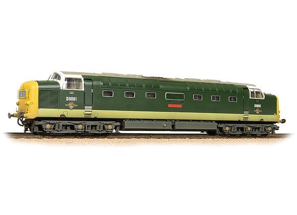 "Class 55 Deltic D9001 ""St Paddy"""
