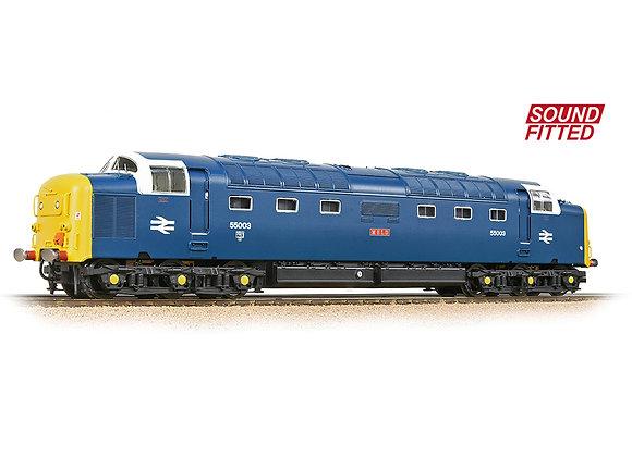 "Class 55 Deltic 55003 ""Meld"""