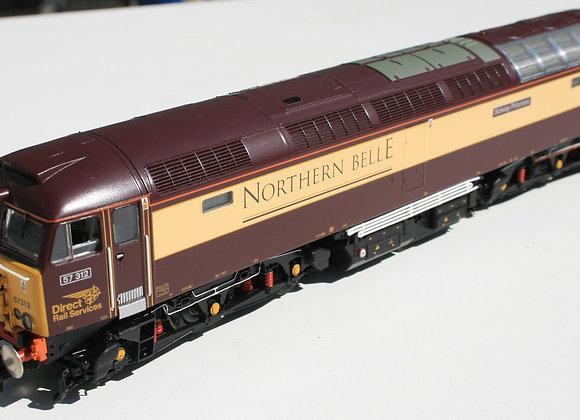 """Class 57/3 57312 """"Solway Princess"""""""