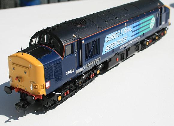 """Class 37/5 37688 """"Kingmoor TMD"""""""