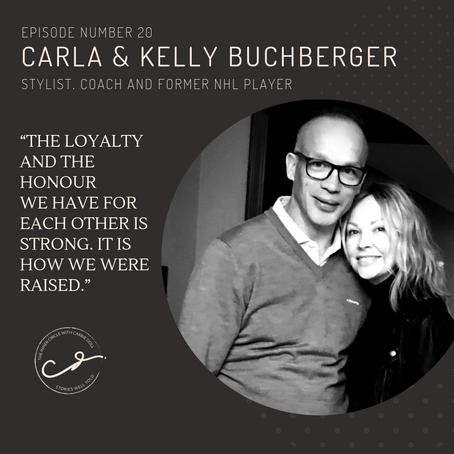 Carla & Kelly Buchberger