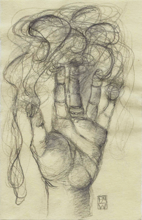 The Hand of the Artist