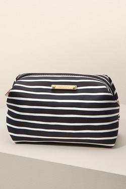 B&W Stripes Pouf