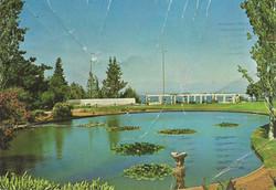 Haifa- Memorial park