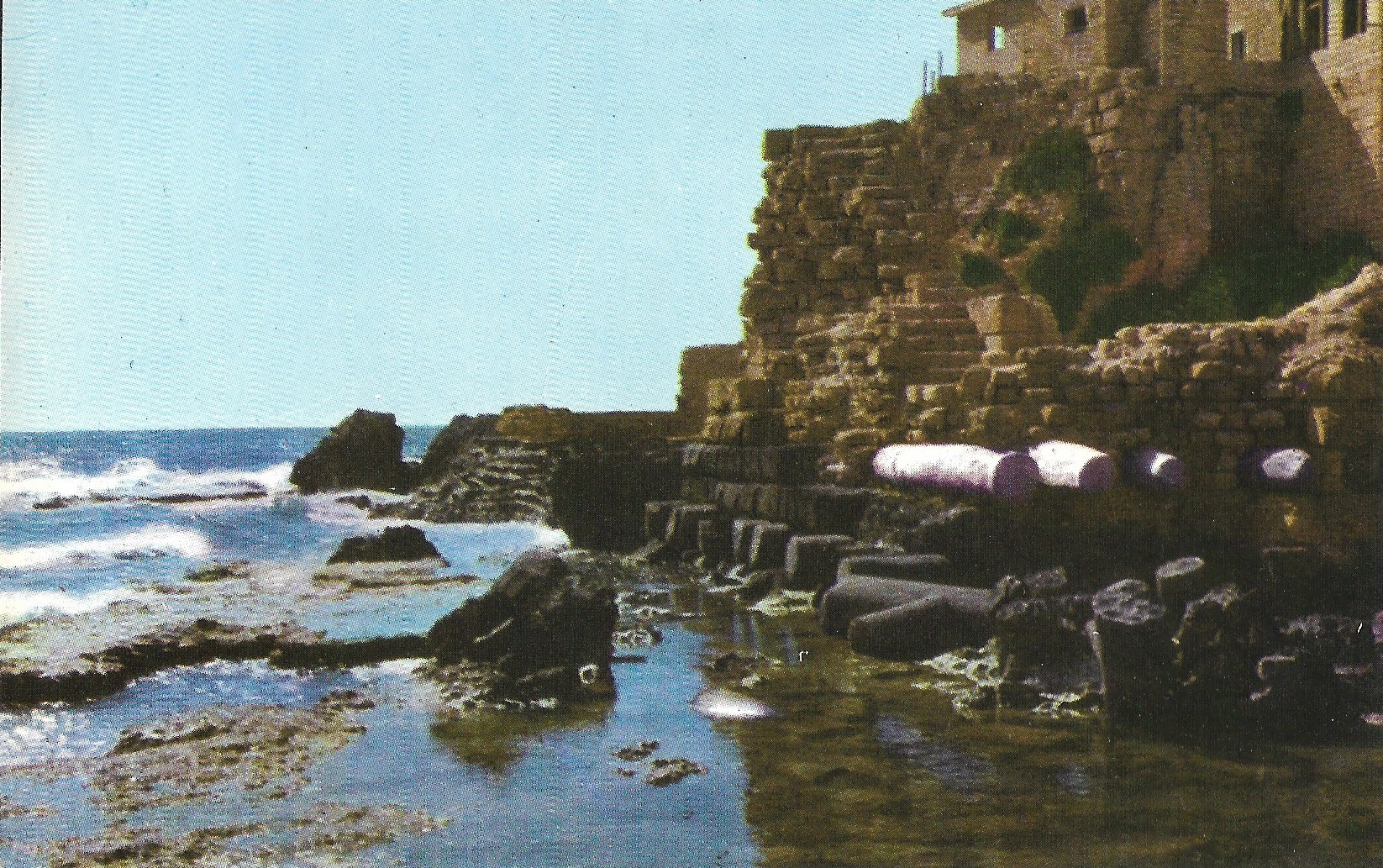 Caesarea- Ancient Port