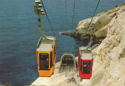 Rosh-Hanikra- The Cableway