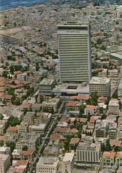 TLV Shalom tower