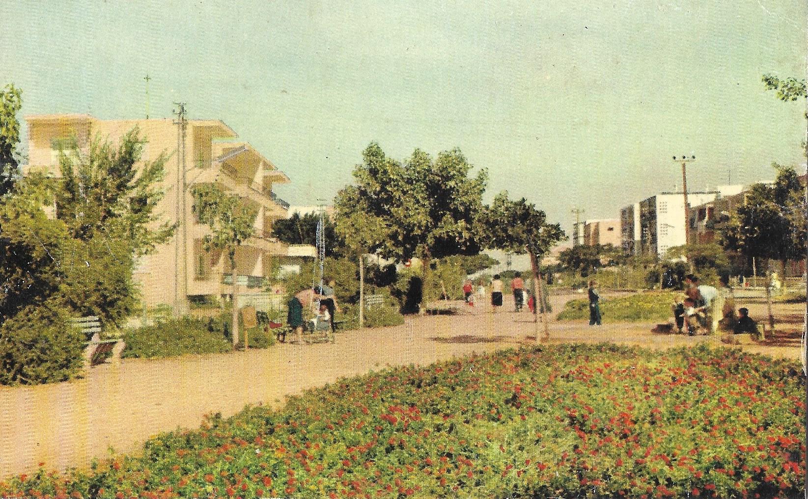 Bat-Yam- Atzmaouth Boulevard