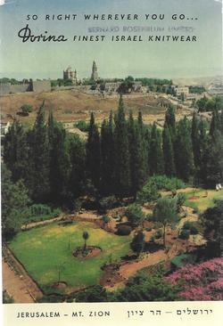 Mount zion JLM