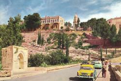 Jerusalem- View on Mount Zion
