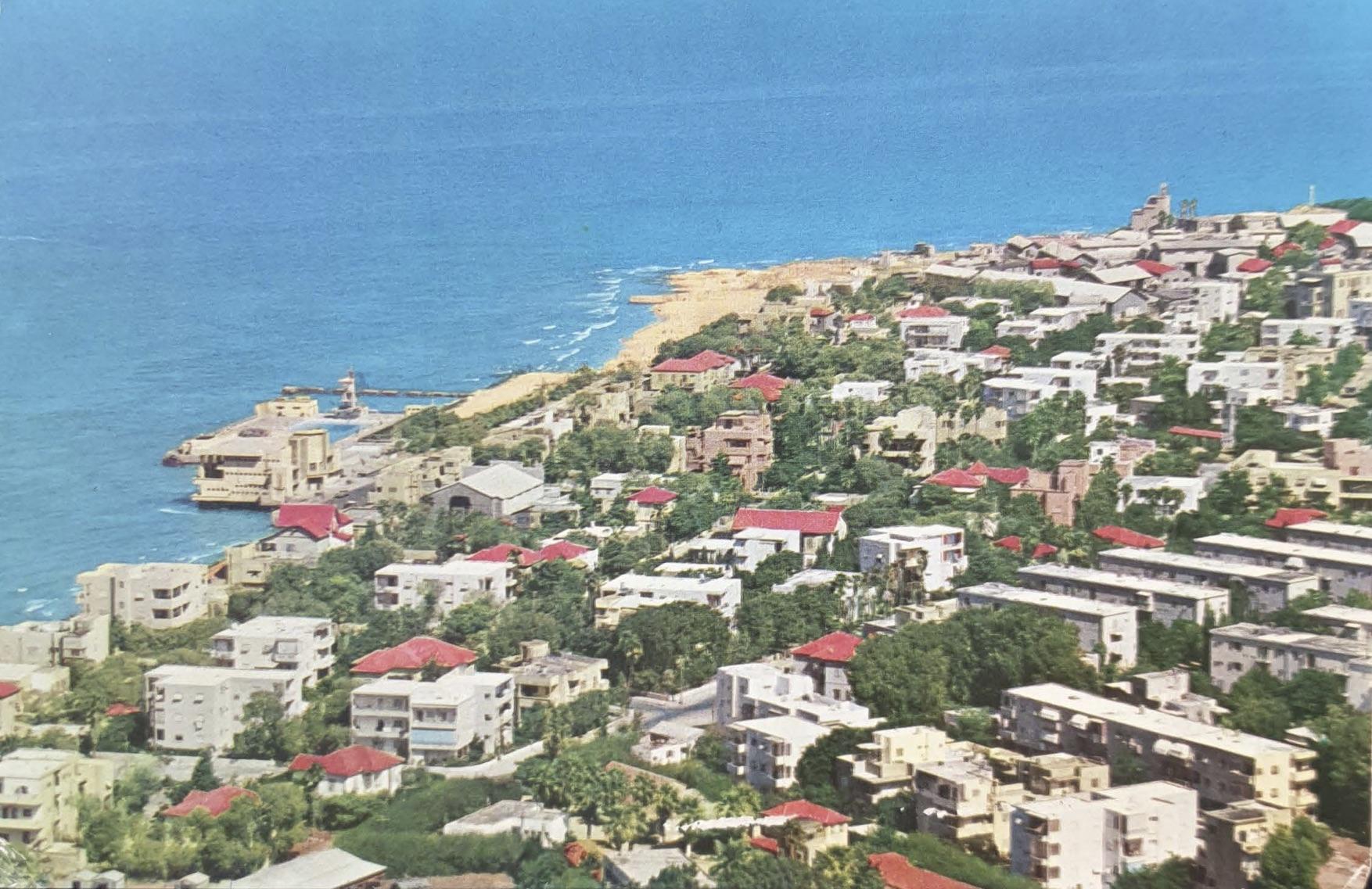 Haifa- Bat Galim