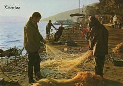Tiberias fisherman