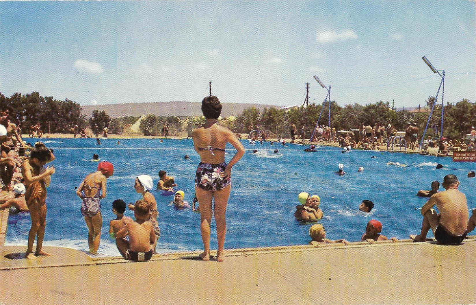 Nahariya- Swimming pool
