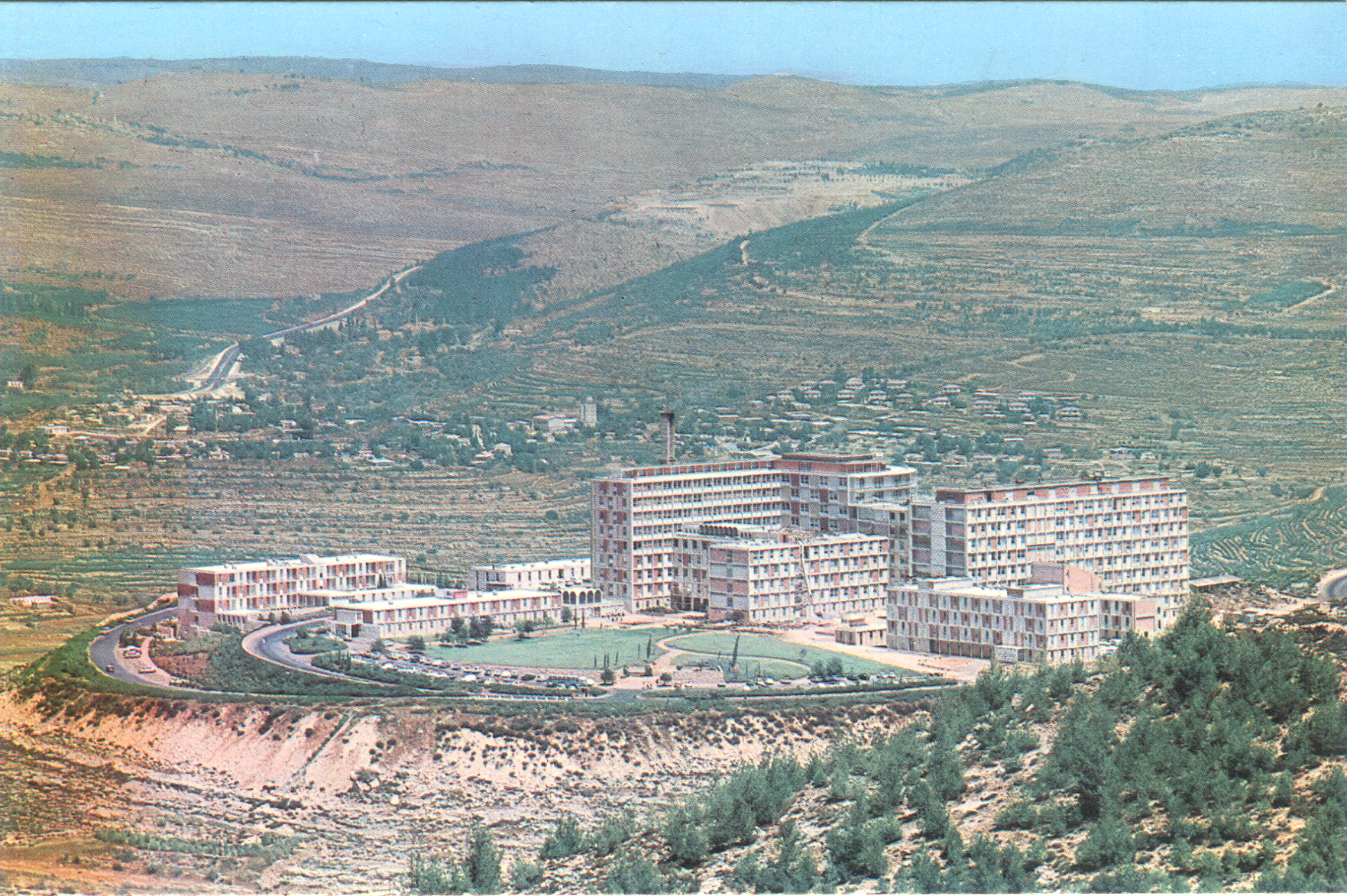Jerusalem- Hadassa Medical center