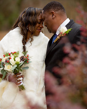 DVOC Photography; Winter Wedding; Weddin
