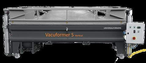 PNG_02 Vacuformer S Vertical Werkstückp