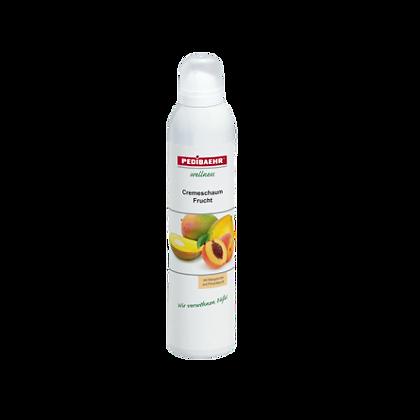 PEDIBAEHR Cremeschaum Frucht, 300ml