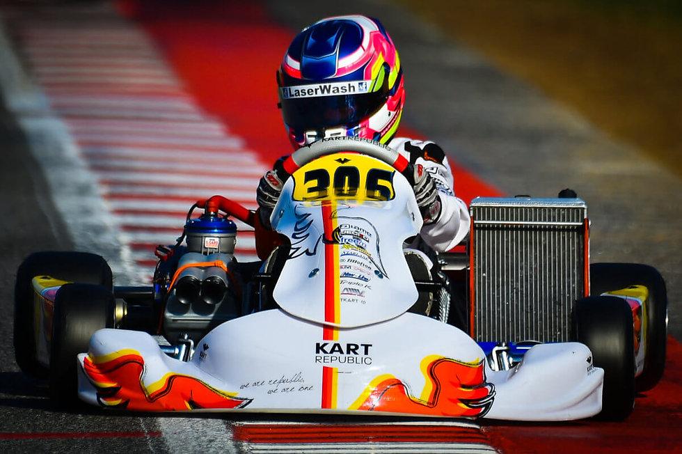 Karting Academy Bahrain Forza