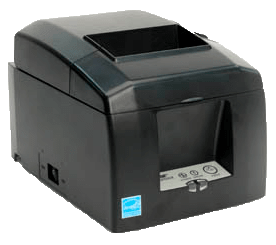 Star Micronics TSP650CloudPRNT Printer is integrated with Boostly's online ordering system
