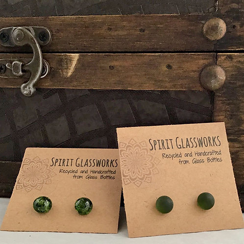 Forest Stud Earrings