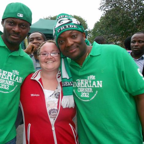 Nigeria Corner 2012
