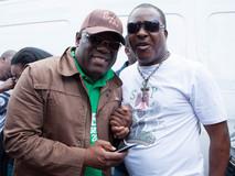 Kenny Ogungbe & Sir Shina Peters
