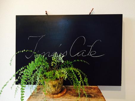 2016.11会員限定Tina's cafe 終了しました
