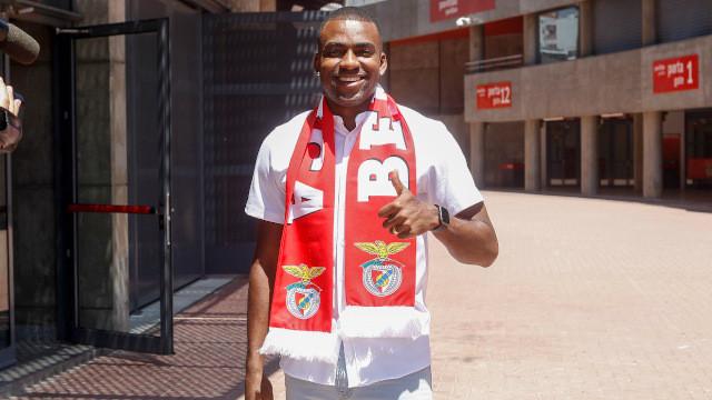 Crédito: João Paulo Trindade / SL Benfica