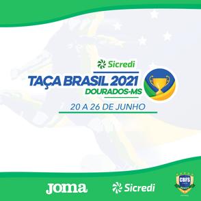 A cidade de Dourados recebe a 48º Edição da Taça Brasil Sicredi Masculino Divisão Especial