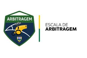 Equipe de arbitragem para a Copa do Brasil Sicredi entre A. E. Lazio (GO) X A J J R Futsal (DF)