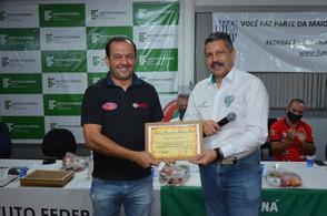 Congresso estadual de oficiais de arbitragem do Estado do Paraná 2021