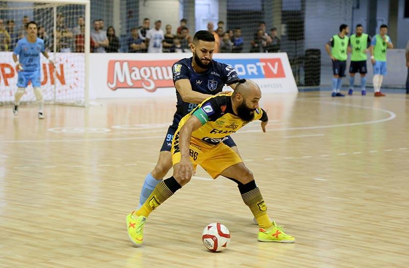 Crédito: Lucas Pavin - Equipes se enfrentaram cinco vezes na temporada passada