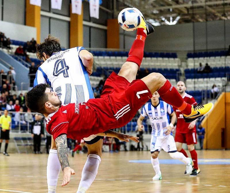 Crédito: Divulgação - Brasileiro vai para mais uma experiência no futsal europeu