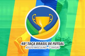 A cidade de Fortaleza recebe a 48ª Edição da Taça Brasil de Clubes Adulto Masculino 1ª Divisão