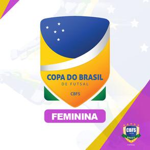 A CBFS divulga datas e horários das finais da Copa do Brasil Feminina